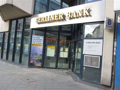 berliner bank berliner bank banks credit unions karl marx str 91