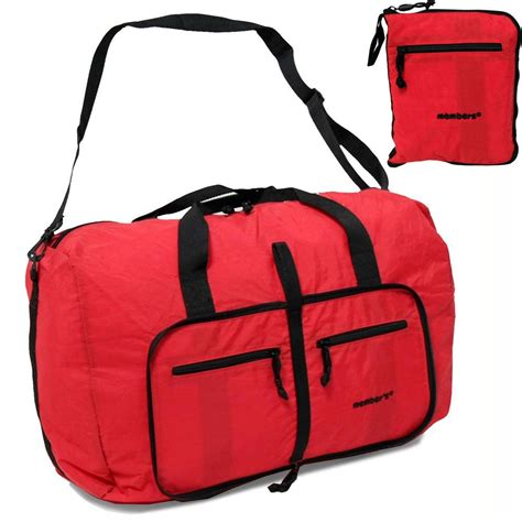 Travel Bag Hypervenon 8 lightweight cabin flight foldaway duffle holdall luggage travel bag ebay