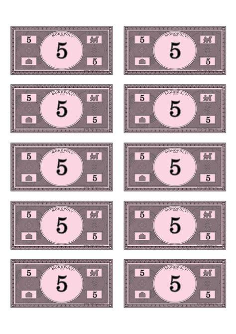 Monopoli 5 In 1 Gb monopoly money 5
