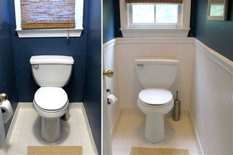 bathroom makeovers cost 6 easy low cost bathroom makeovers wood floors just faux