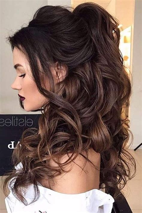 Best Prom Hairstyles by 15 Best Collection Of Hairstyles Prom