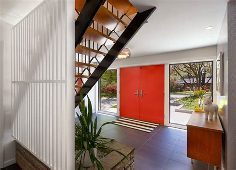 inviting entryways re fresh by design mid century entryway design front entry ideas 18