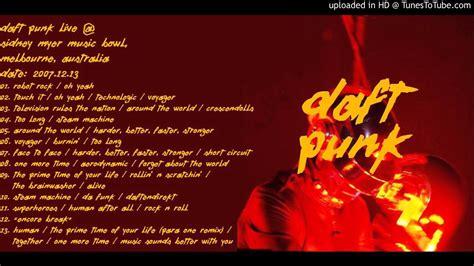 daft punk prime time of your life daft punk 09 prime time of your life brainwasher