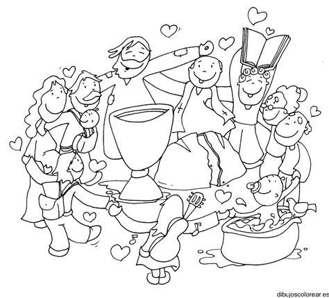 imagenes para colorear jesus y los niños jesus ni 241 os para colorear imagui