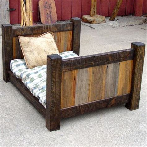 barn wood bed barn wood toddler bed make it myself furniture