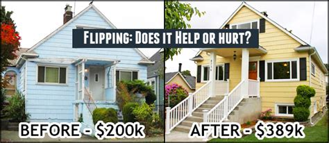 flipping a house flipping a house good or bad for the housing market real estate celebrity news