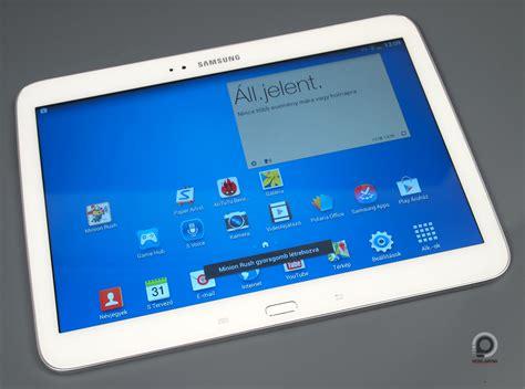 Galaxy Tab 1 10 1 Bekas samsung galaxy tab 3 10 1 j 243 ez csak nem ennyi 233 rt mobilarena tablet teszt