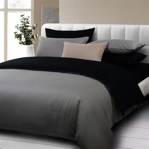 dark grey bedding the most elegant dark gray comforter sets modern mbnanot com