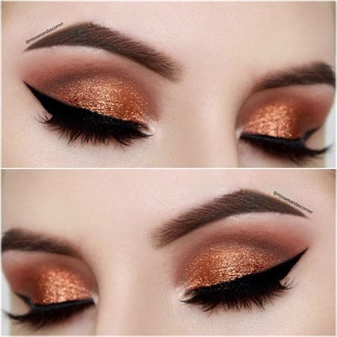 Make Up Eyeshadow 25 best ideas about copper eyeshadow on