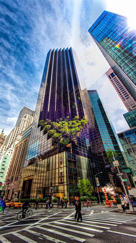 pictures of trump tower new york the trump tower is the 52nd tallest building in new york city usa travel pinterest donald
