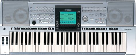 Keyboard Yamaha Psr 3000 lessons start here introduction