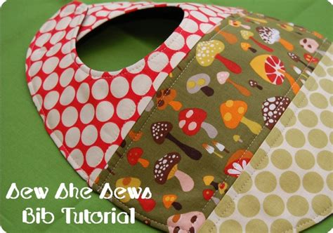 Quilted Patchwork Bib Pattern And Tutorial Sew She Sews S - quilted patchwork bib pattern and tutorial