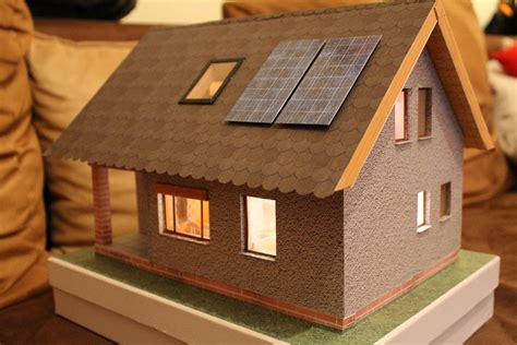 Papercraft Minecraft House - papercraft house