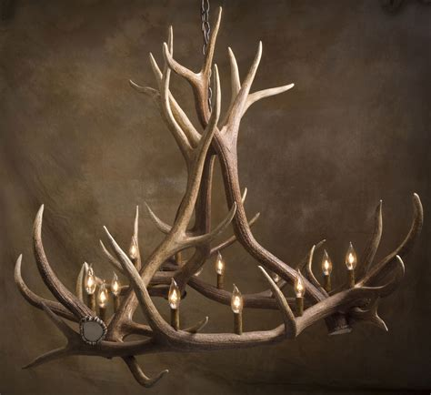 Elk Antler Chandeliers Antler And Design Antler Ls Tables Chandeliers In Billings Montana