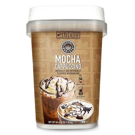 Caffe Dvita Vanilla Cappuccino Coffe caffe d vita mocha cappuccino or cold