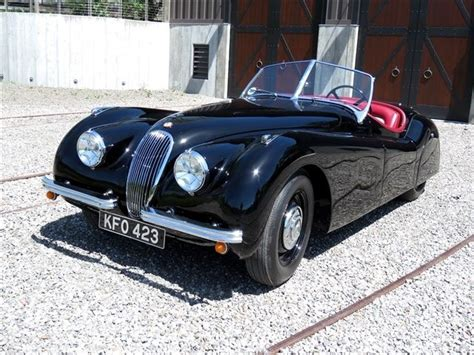 jaguar owned by who 1952 jaguar xk 120 ots open two seater beautifully