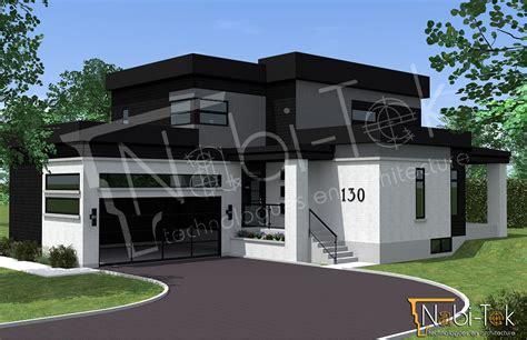 Style Interieur Maison Moderne by Maison Moderne Plan De Maison Plan De R 233 Novation Et