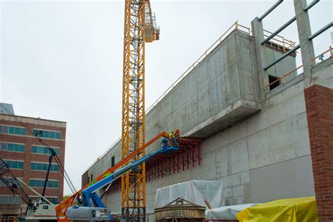 Md Proton Center by Maryland Proton Treatment Center Schuster Concrete