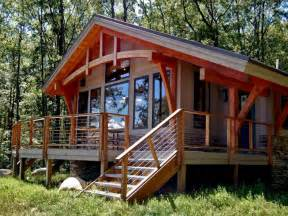 Small Cabin Plans Small Timber Frame Cabin Kits Small