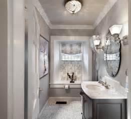 Grey And White Bathroom Ideas Bath Renovations Traditional Bathroom Other Metro