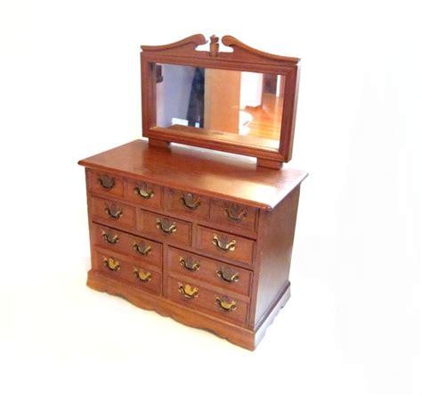 Jewelry Dressers by Vintage Jewelry Jewellery Box Dresser Chest