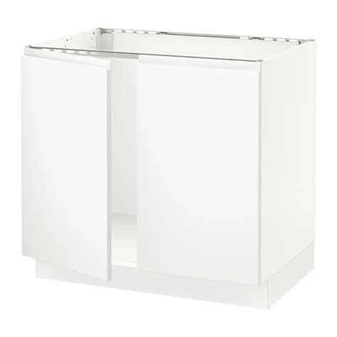 sektion corner base cabinet for sink white voxtorp left sektion base cabinet for sink 2 doors white voxtorp