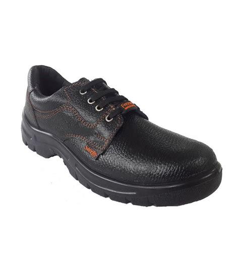 fassaf black steelite safety shoes price in india buy