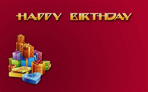 Birthday Free Ppt Background 388 Birthday Backgrounds For Powerpoint