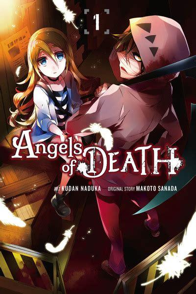 anime angel of death manga angels of death manga volume 1