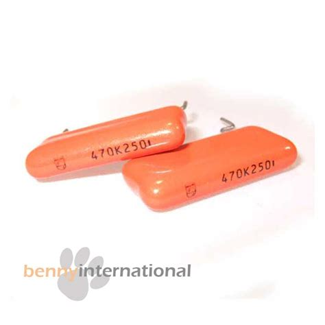 philips polyester capacitor 10x 470nf 250v capacitor philips polyester 0 47uf orange aus stock ebay