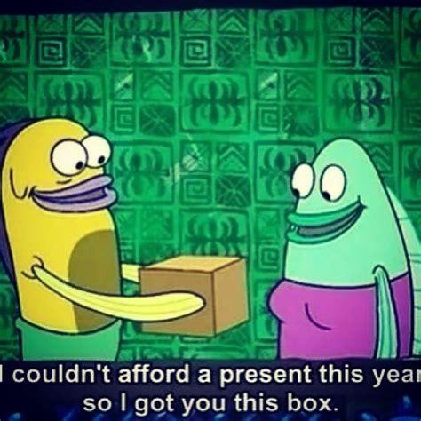 Spongebob Meme Gift