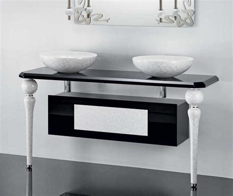 consolle bagno classico mobile da bagno con gambe in ceramica idfdesign