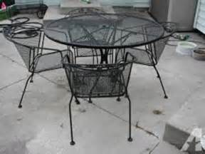 wrought iron patio furniture sets wrought iron patio set regarding household daily