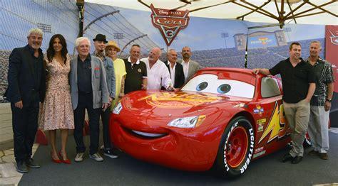 cars 3 il film cars 3 abbiamo incontrato il regista e il cast italiano