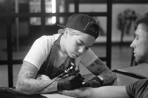 tattoo printers south africa meet the 5 female tattooists making their mark on south