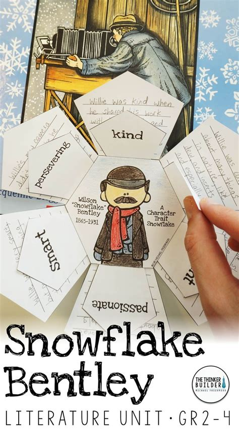 snowflake bentley worksheets 17 best images about elementary library ideas on