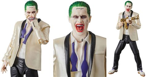 Mafex Joker Squad Purple Version Ori Misb squad the joker suit version mafex figure now available actionfiguresdaily