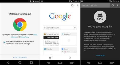 chrome beta apk free apk chrome beta for android gets material design update the android soul