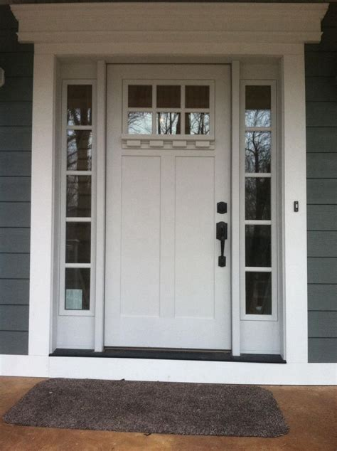 white exterior door best 25 white front doors ideas on farmhouse