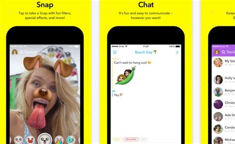 The Gingersnap by Snapchat Update Enables Users To Record 6