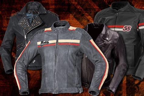Triumph Motorrad Lederjacke Damen by Retro Lederjacken Motorrad News