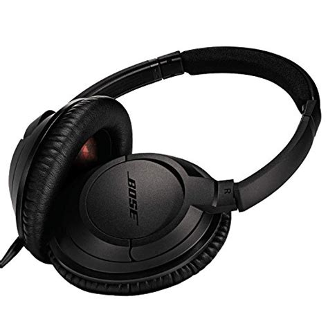 Bose Soundtrue bose soundtrue headphones around ear style black discontinued by manufacturer b00iuicor6