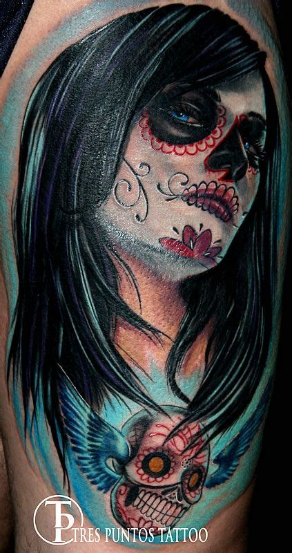 los muertos tattoo studio dia de los muertos tattoos for studio k 246 ln