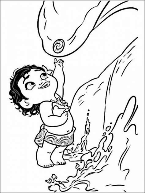 disney princess coloring book snow white moana tinker bell rapunzel 130 illustrations volume 1 books get this disney princess moana coloring pages to print bn00m