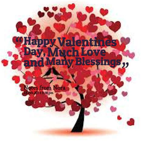 how many valentines were there valentines day blessing quotes quotesgram