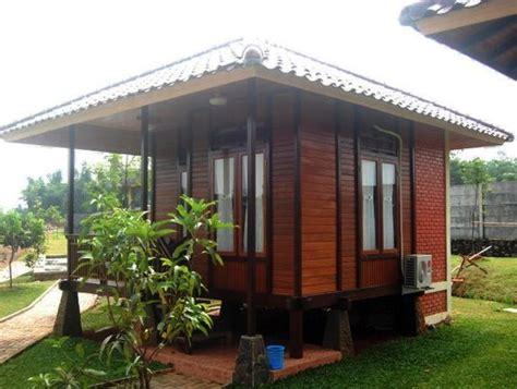 layout rumah kayu desain rumah kayu minimalis klasik dan sederhana