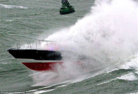 bad boat driving after the floods uk weather sees more storms and driving
