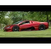 Sports Cars SSC Ultimate Aero