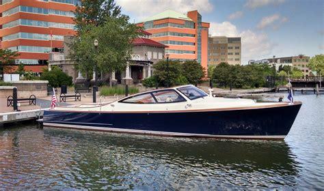 hinckley yachts david howe 2009 talaria 38r convertible liberty david walters yachts
