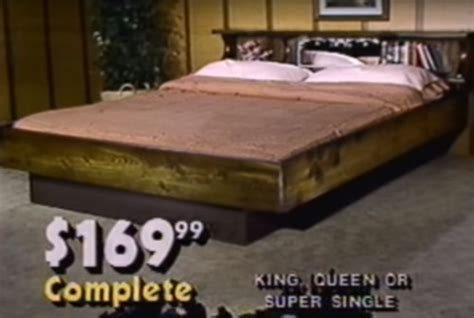 water bed for sale what ever happened to waterbeds mental floss